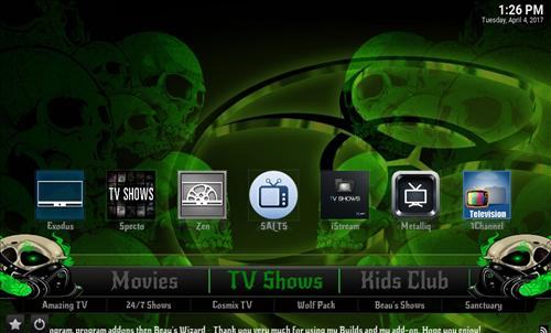 How to Install Kryptic Build Kodi 17.1 Krypton pic 4