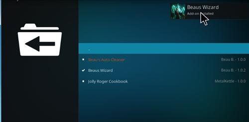 How to Install Kryptic Build Kodi 17.1 Krypton step 19