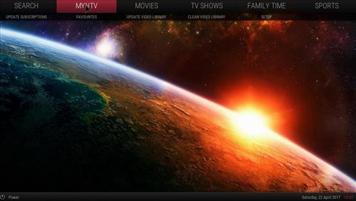 How to Install New Dawn One Build Kodi 17.1 Krypton pic 6