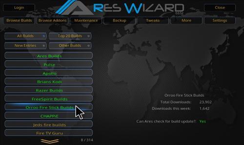 How to Install Orroo Build Kodi 17.1 Krypton step 24