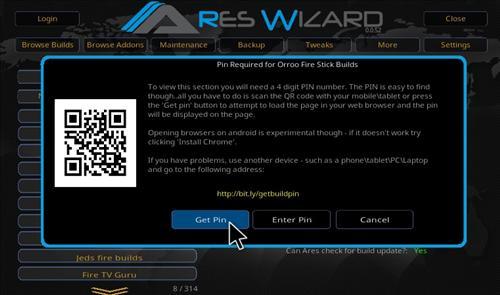 How to Install Orroo Build Kodi 17.1 Krypton step 25