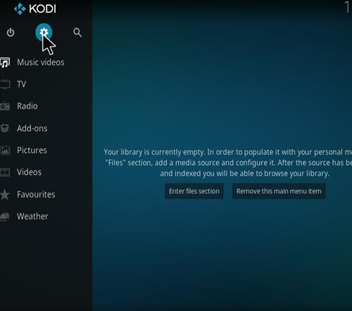 How to Install Shepo Build Kodi step 1