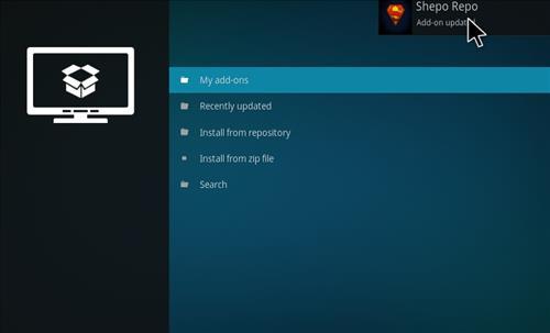 How to Install Shepo Build Kodi step 13