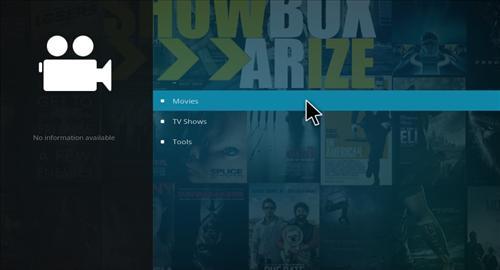How to Install Showbox Arize Add-on Kodi 17.1 Krypton pic 2