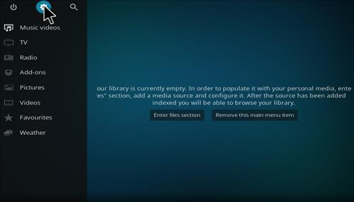 How to Install BAMF TV Add-on Kodi 17.1 Krypton step 1