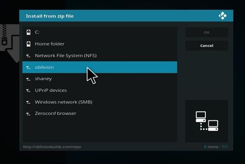 How to Install BAMF TV Add-on Kodi 17.1 Krypton step 11