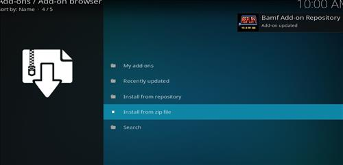 How to Install Back in the Time Kodi Add-on with Screenshots step 13