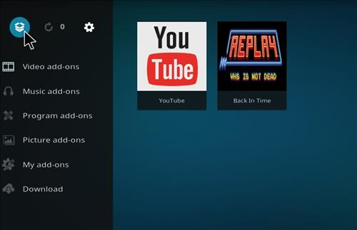 How to Install Back in the Time Kodi Add-on with Screenshots step 9