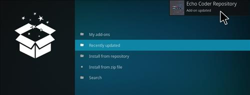 How to Install Echo Coder Repository step 15