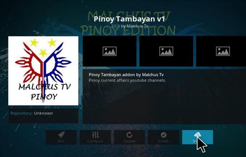 How to Install Pinoy Tambayan v1 Add-on Kodi 17 Krypton