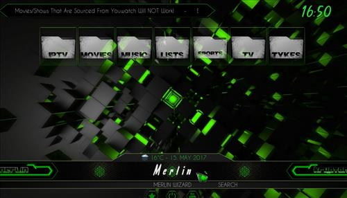 How to Install Merlin Build Kodi 17.1 Krypton pic 1