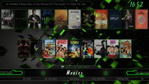 How to Install Merlin Build Kodi 17.1 Krypton pic 2