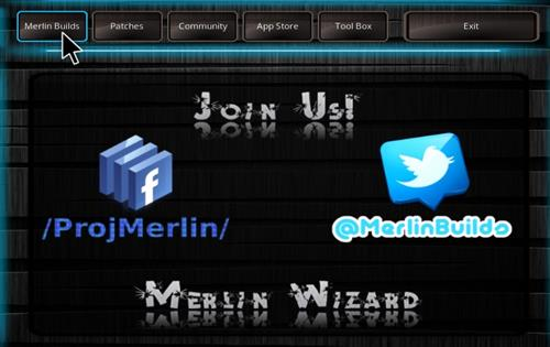 How to Install Merlin Build Kodi 17.1 Krypton step 23