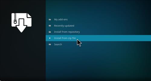 How to Install Oz Live TV Add-on Kodi 17 Krypton step 10