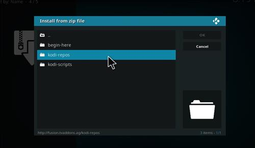 How to Install Oz Live TV Add-on Kodi 17 Krypton step 12
