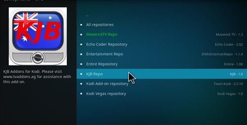 How to Install Oz Live TV Add-on Kodi 17 Krypton step 17