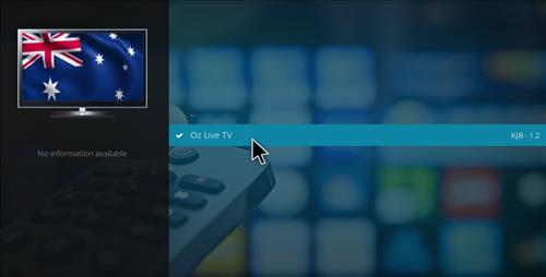How to Install Oz Live TV Add-on Kodi 17 Krypton step 19
