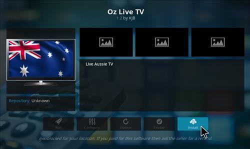 How to Install Oz Live TV Add-on Kodi 17 Krypton step 20