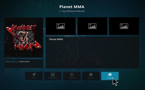 How to Install Planet MMA Add-on Kodi 17 Krypton step 20
