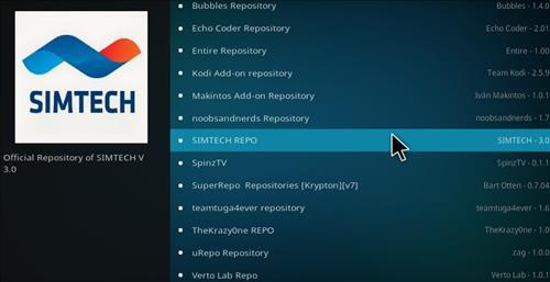How to Install Simtech Repository Kodi 17.1 Krypton step 17