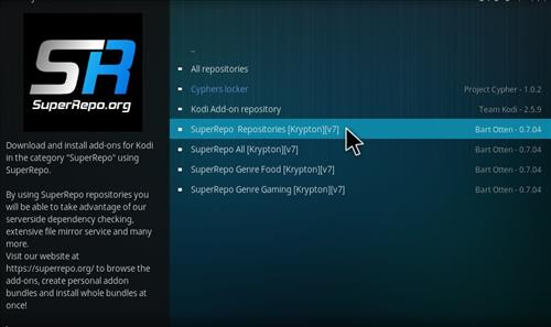 How to Install SuperRepo Repositories step 18