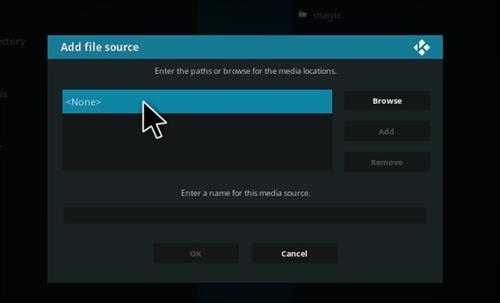 How to Install dk-xbmc-repaddon Add-on Repository step 4