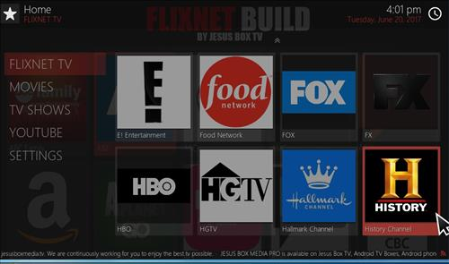 How to Install FlixNet Build Kodi 17 Krypton pic 1