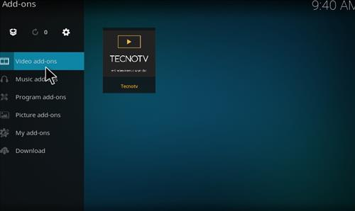How to Install Tecno TV Add-on Kodi 17 Krypton – Whyingo Kodi Tutorials