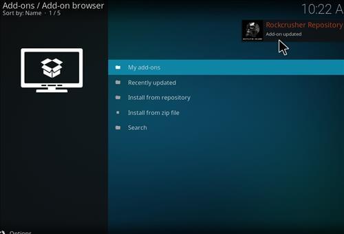 How to Install Vortex Kodi Add-on with Screenshots step 13