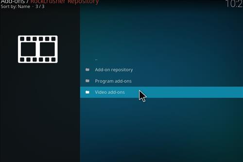 How to Install Vortex Kodi Add-on with Screenshots step 16