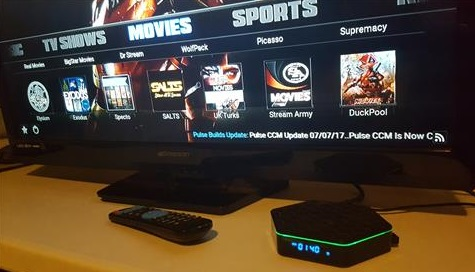 Best Kodi Builds For Android TV Boxes 2017 2