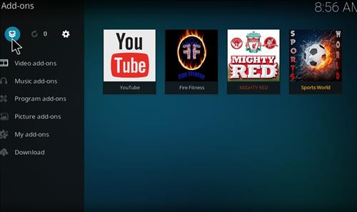 How to Install Fire Fitness Kodi Add-on with Screenshots step 9