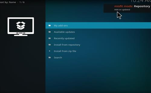 How to Install Hard Nox Build Kodi with Screenshots step 13