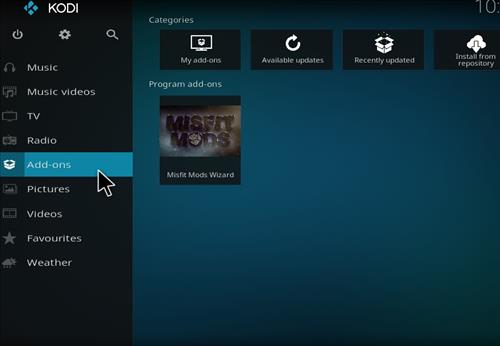 How to Install Hard Nox Build Kodi with Screenshots step 8