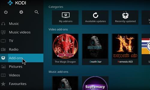 How to Install Oblivion Streams Kodi Add-on with Screenshots step 8