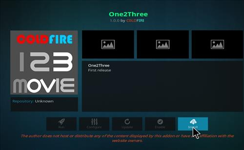 How to Install One2Three Kodi Add-on with Screenshots pic 19