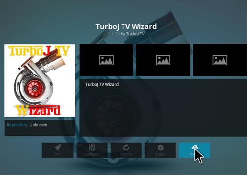 How to Install Turbo lite Build with Screenshots step 18
