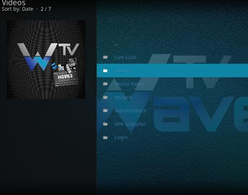 How to Install Wave TV Kodi Add-on with Screenshots pic 2