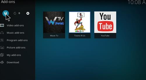 How to Install Wave TV Kodi Add-on with Screenshots step 9
