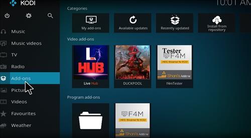 How to Install Live Hub Kodi Add-on with Screenshots – Whyingo Kodi