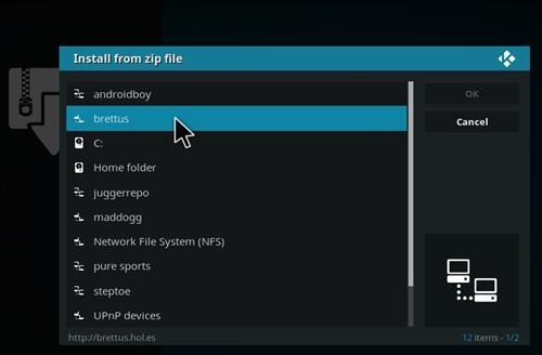 How To Install White Devil Streams Kodi Add-on with Screenshots step 11