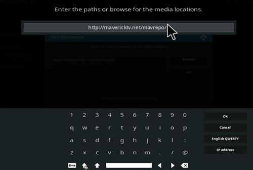 How to Install Maverick TV Add-on Kodi 17 Krypton step 5