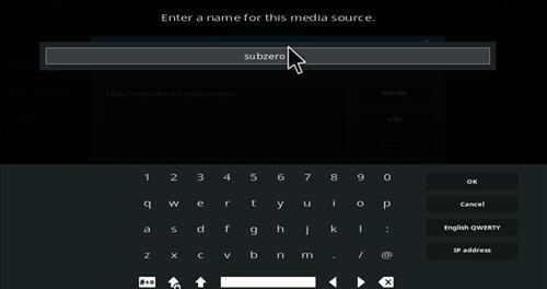 How to Install Subzero Kodi Add-on with Screenshots step 6