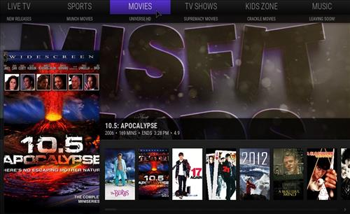 How to Install Misfit Mod Lite Kodi Build with Screenshots pic 1