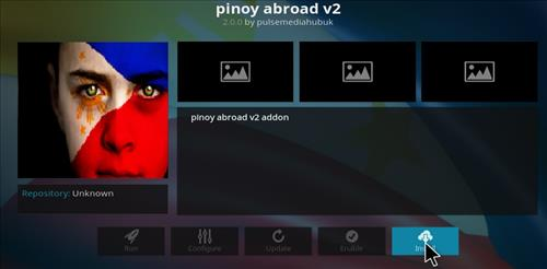 How to Install Pinoy Abroad V2 Kodi Add-on with Screenshots step 20