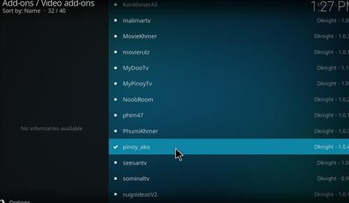 How to Install Pinoy_ Ako Kodi Add-on with Screenshots step 22