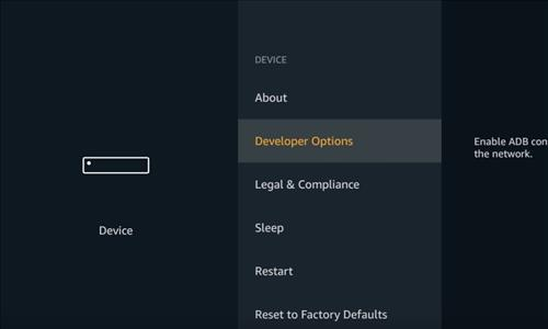 How to Install Kodi 17.5 on FireStick and Fire TV step 3