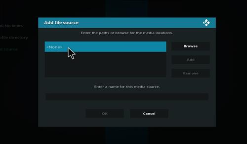 How to Install No Limits Magic Build Kodi Krypton step 4