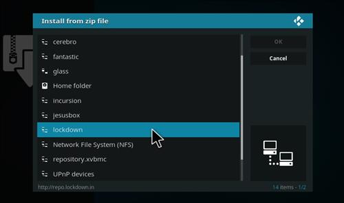 How to Install Resistance Kodi Add-on with Screenshots step 11