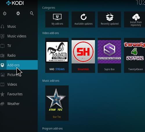 How to Install Resistance Kodi Add-on with Screenshots step 8